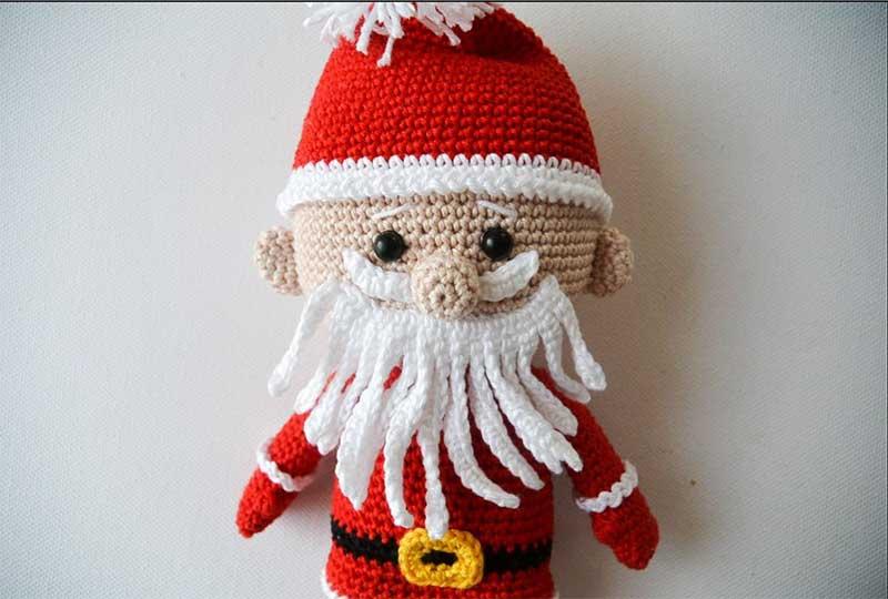 Cách làm ông già Noel cho mùa giáng sinh an lành