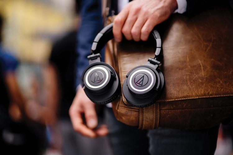 Audio Technica Drops Wireless M50x's in Bluetooth – No Life