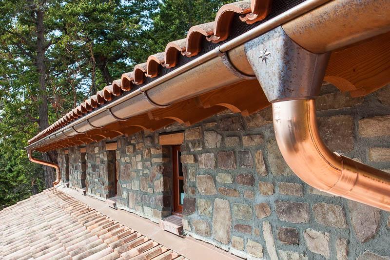 copper gutter kelowna