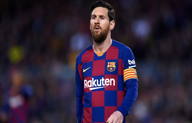 Messi MLS