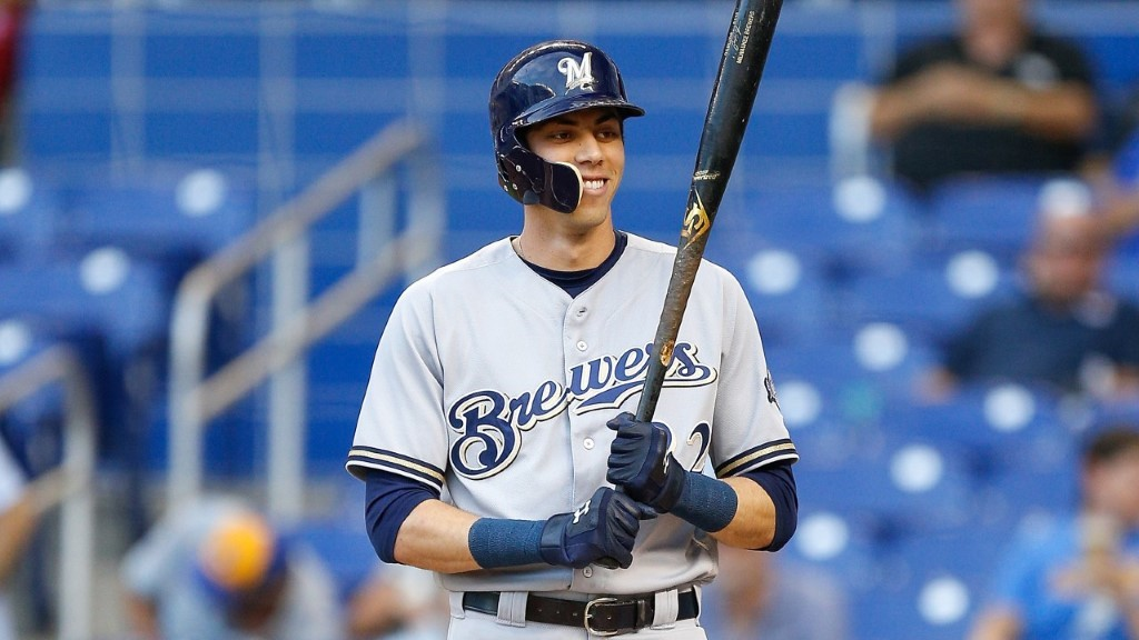 Yelich is a truly phenomenal hitter and his bat is always put to good use.