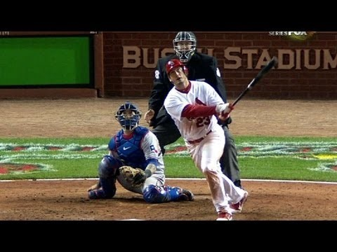 Freese watches his walkoff fly!
