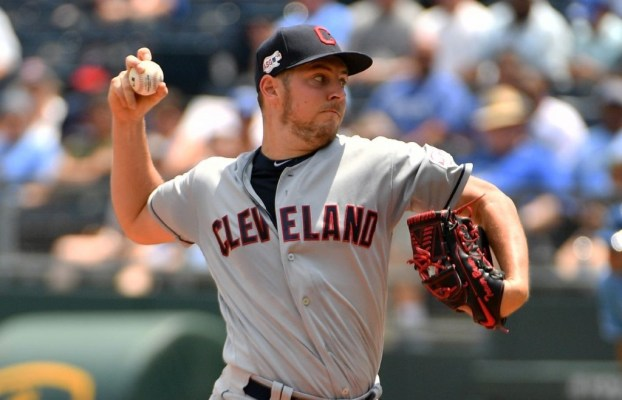 Bauer, also once an Indian, will possibly be moving on from Cincinnati this offseason.