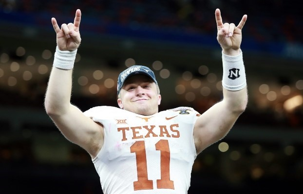 There aren't many quarterback prospects who can lead a team quite like Ehlinger.