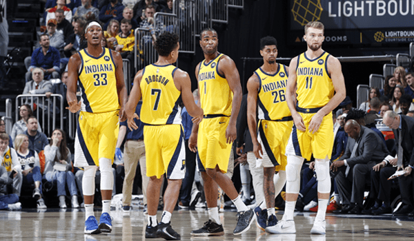 pacers starters