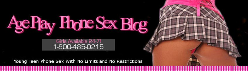 Age Play Phone Sex - No Limits!