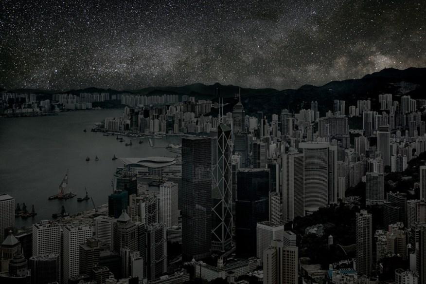 Darkened Cities - Villes éteintes