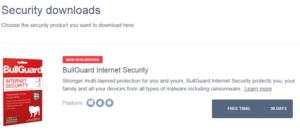 bullguard 1 300x130 - Best Free Antivirus Programs for Windows 10/7/8