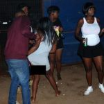 Photos: These women dance and show off their pr!vate parts to men in exchange for beer