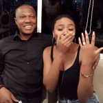 TV Gal, Stephanie Coker says 'Yes' to her boyfriend (photos)