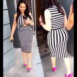 Caroline Danjuma Give kim kardashian A Run For Her Envious Body Shape