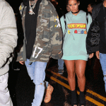 Chris Brown's friend claims Karrueche filed the restraining order because she's jealous of his new girlfriend!