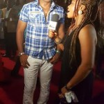 Photos of Nollywood actor Saint Obi at an event in Lagos