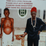 Veteran Nollywood actor, Martins Njubuigbo aka Papa Labista, down with Liver disease