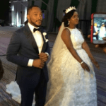 First photos: Nollywood actor Blossom Chukwujekwu weds his wife Maureen in Lagos