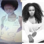 Check out this throwback photo of Nollywood actor, Blossom Chukwujekwu's wife