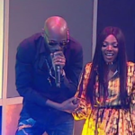 Is Annie Idibia expecting her 3rd child for 2face? Nigerians thinks so (video)