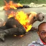 Nollywood actor Ani Iyoho who was set ablaze in a film finally reveals what happened