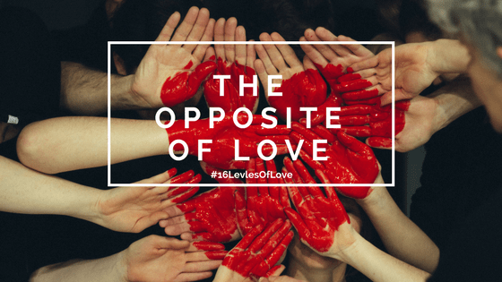 20170205 NLC Blog - The Opposite of Love