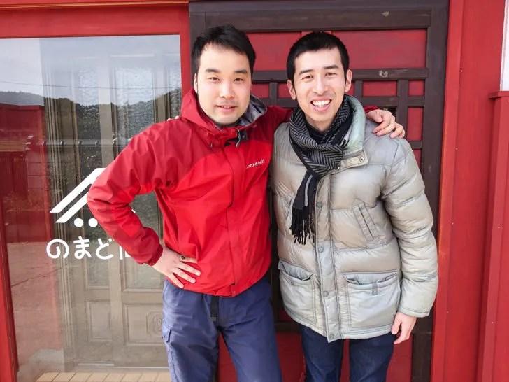 小谷さんと松本
