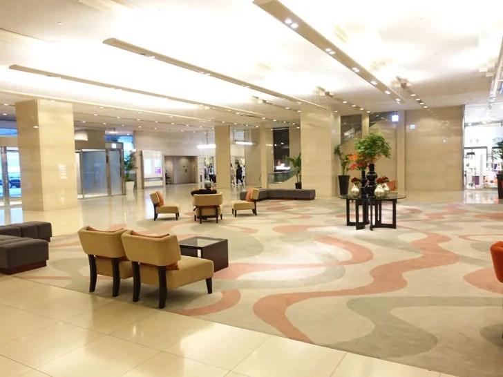 ANAクラウンプラザホテル