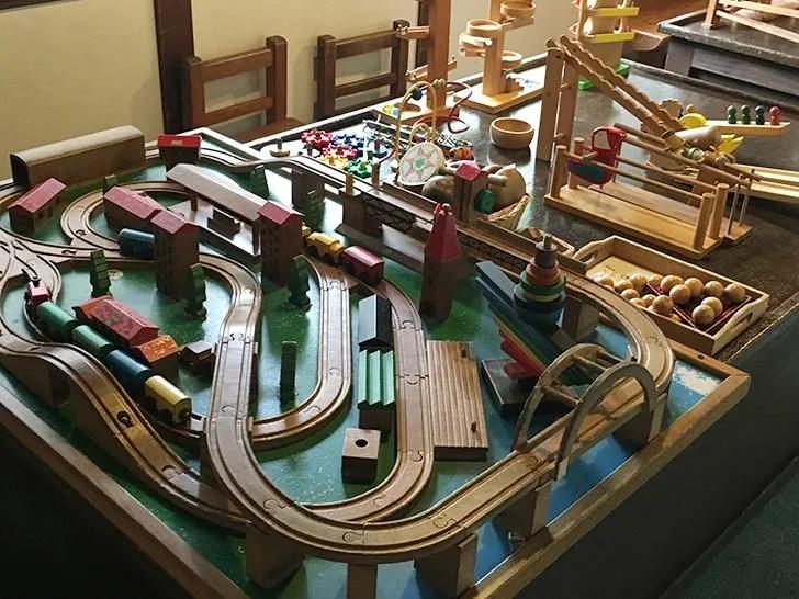 日本玩具博物館と外国の玩具