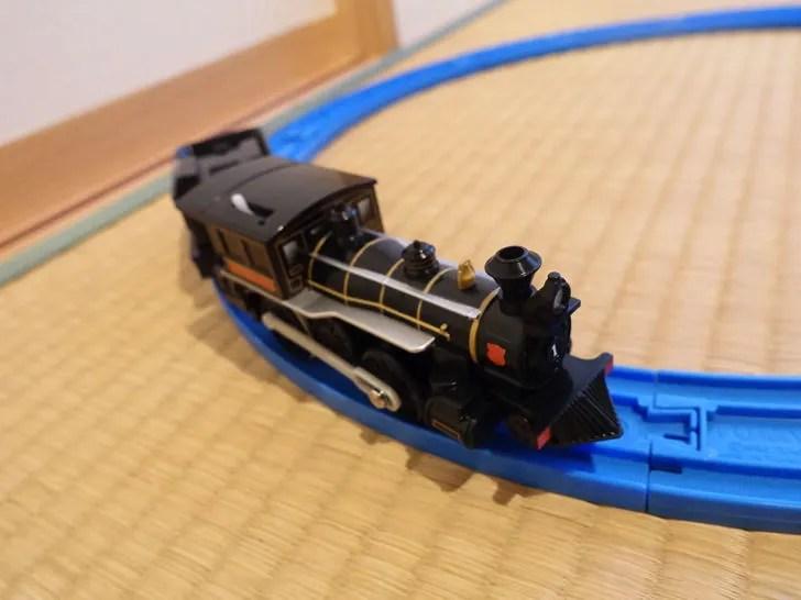 京都鉄道博物館で購入した限定プラレール