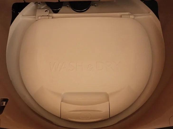 新しい洗濯機 BW-DV100A-N