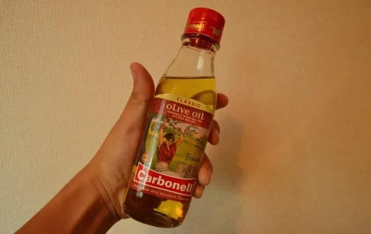 「Carbonell」のオリーブオイル