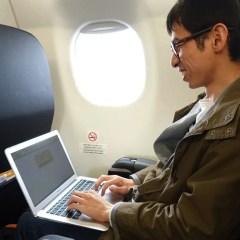 JALのクラスJ搭乗記をブログ記事でレポート。普通席との違いは?