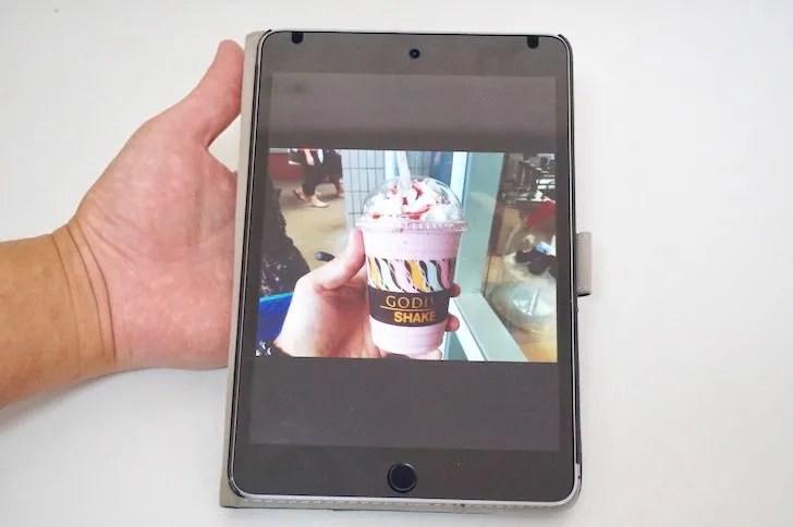 Pogoplugの写真をiPadで見る