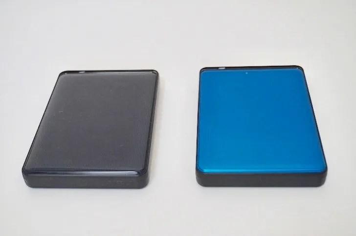 Pogoplugのデータバックアップ用のハードディスク