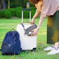 伊佐知美の世界一周と荷物の話