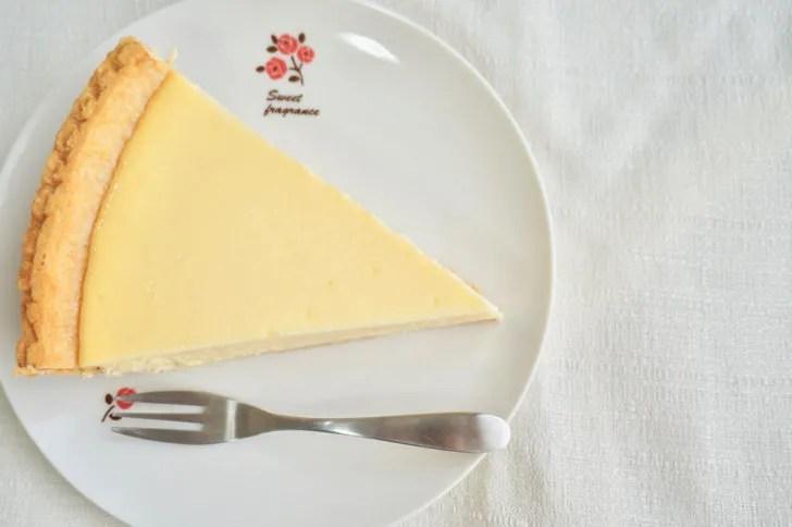 コストコのトリプルチーズタルト(8等分サイズ2)