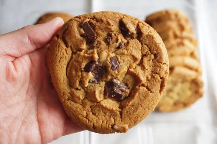 コストコのバラエティクッキー(チョコチップ系)