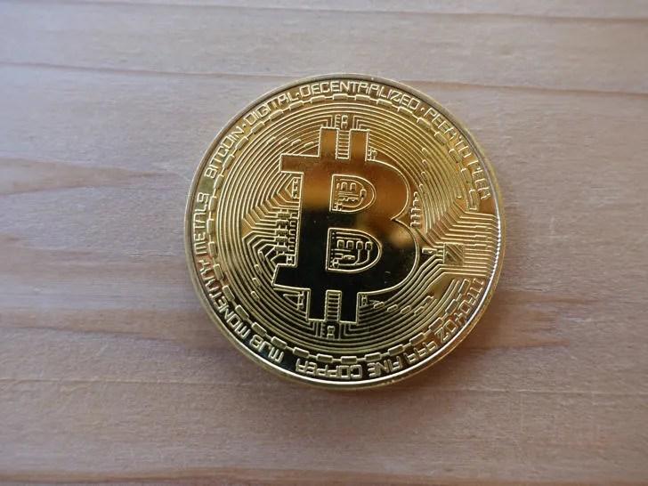 ビットコインのレプリカ