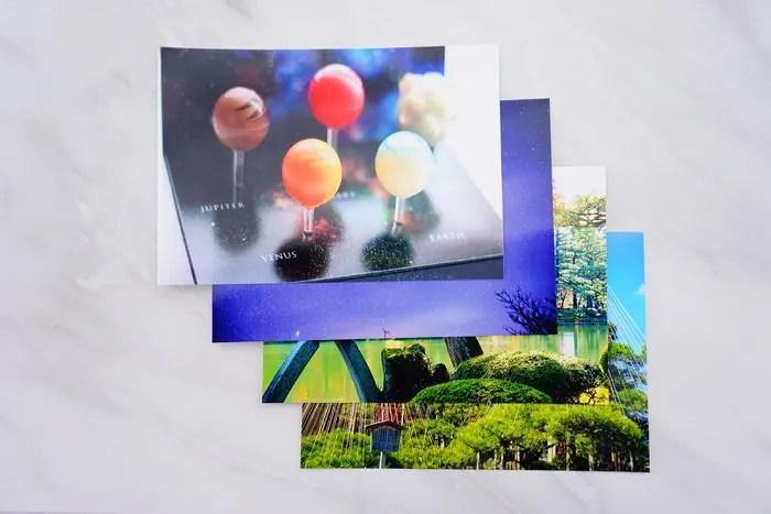 USB セブン写真プリント 印刷した写真