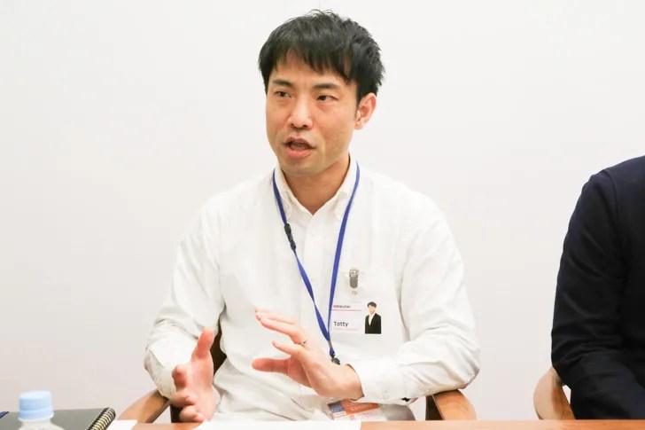 楽天証券インタビュー 黒川さん