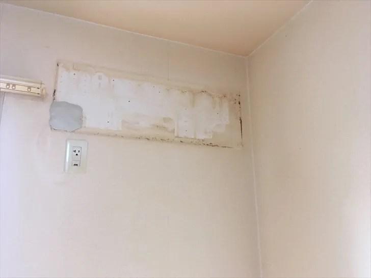 エアコン取り外し工事のイメージ画像