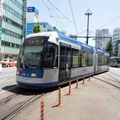 【岡山電気軌道】岡山の路面電車の乗り方・運賃・Suicaへの対応状況まとめ