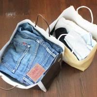 H&M衣類回収プログラムに出す古着