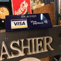 バリ島でVISA payWaveに対応しているお店