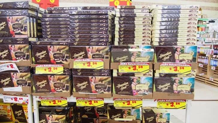 ハワイのお土産のおすすめ(チョコレート)