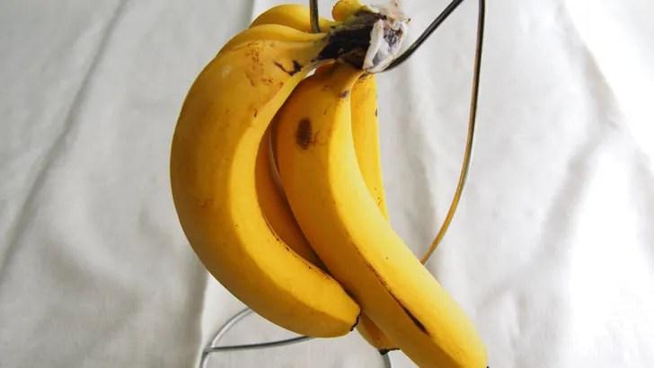 コストコのデルモンテ バナナ(保管の仕方)