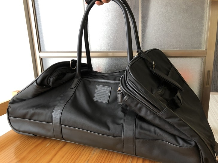 【エコスタイル】COACHのキャリーバッグ