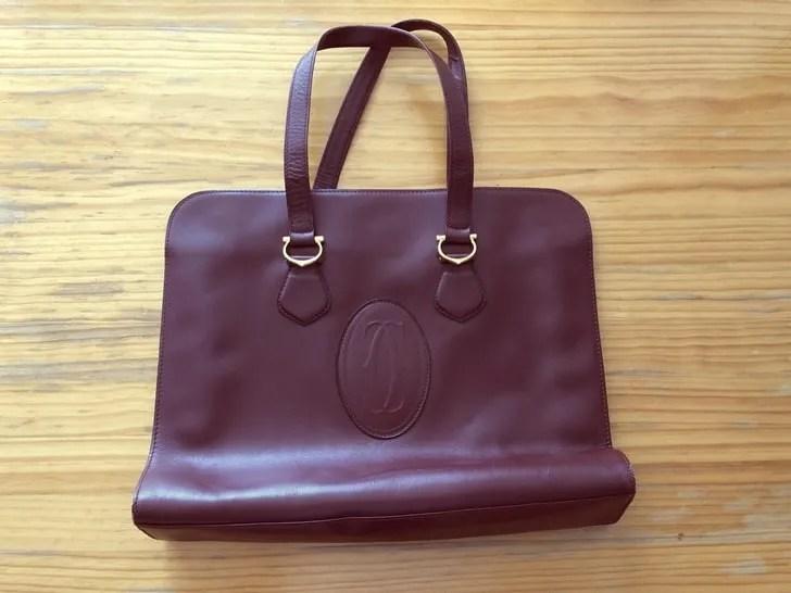 【RECLO】カルティエのバッグ