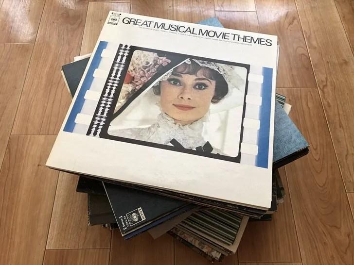 【エコストアレコード】売りたいレコード