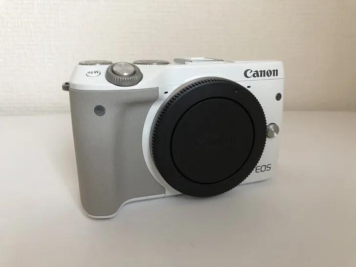 【写屋】買取希望のカメラ:Cannon EOS M3