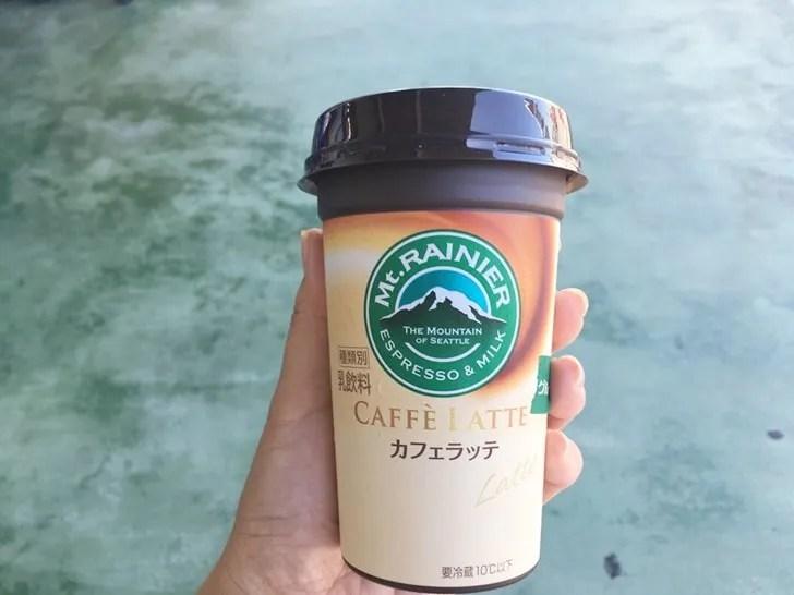 ジャパンでLINE Pay払いをしたときに買ったコーヒー写真
