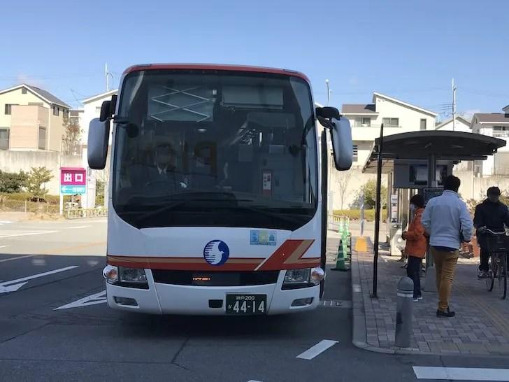 神姫バス近距離高速仕様